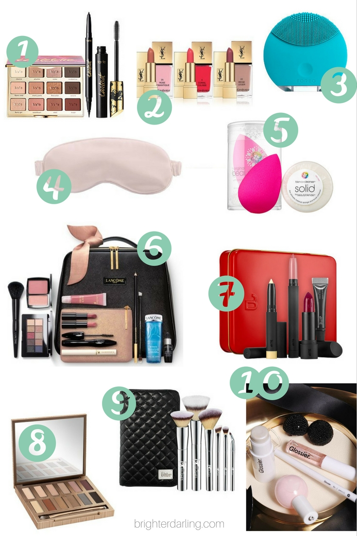 holiday gift guide | beauty gifts under $100