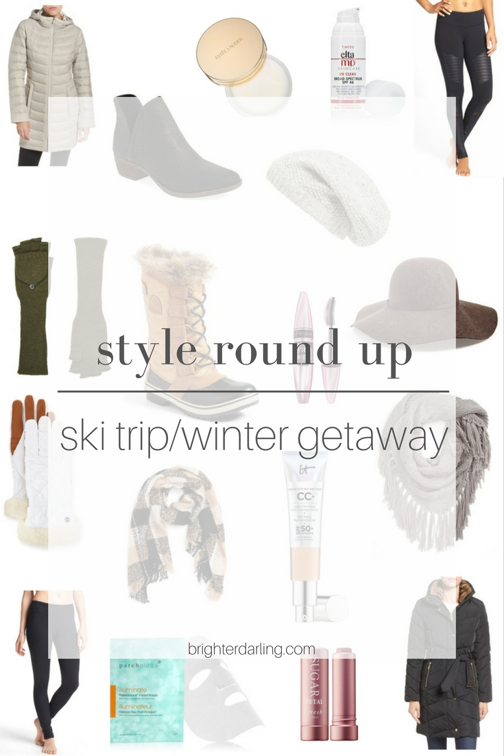 Winter Getaway Must Haves | Beauty Blogger | Ski Trip Beauty Essentials