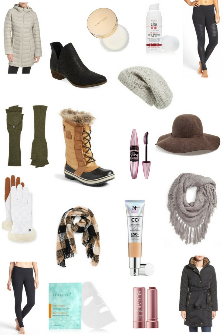 Winter Getaway Must Haves | Ski Trip Must Haves in Beauty in Fashion | Beauty Blogger