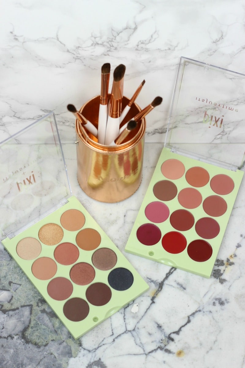 Pixi and It's Judy Time Collab Review   It's Eye Time   It's Lip Time