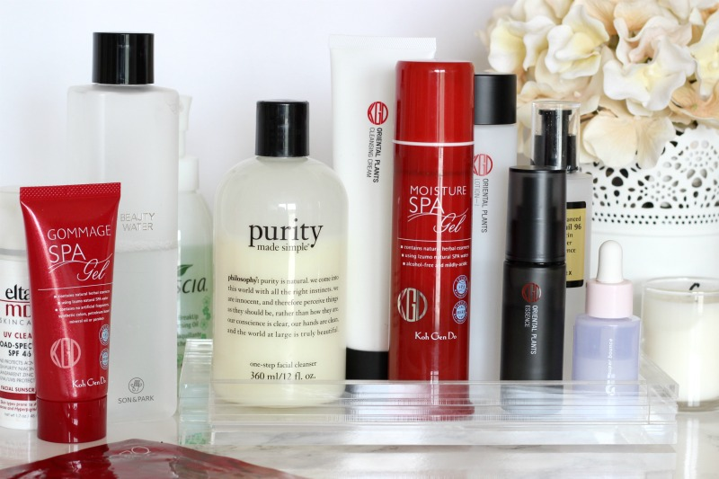 Koh Gen Do Review | K Beauty Routine for Oily Skin | Beauty Blogger