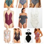 10 Flattering Yet Sexy One Piece Swimsuits