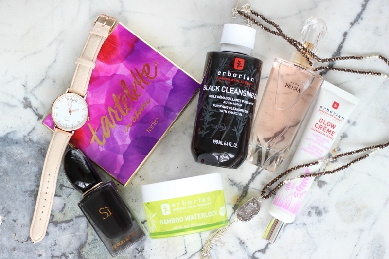 Beauty Gifts for Mom | Mothers Day Gift Guide 2017 | Erborian Black Cleansing Oil | Erborian Bamboo Waterlock Mask | Erborian Glow Creme