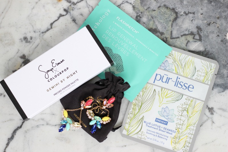 ColourPop Sonya Esman Giveaway | A Mask For Everything