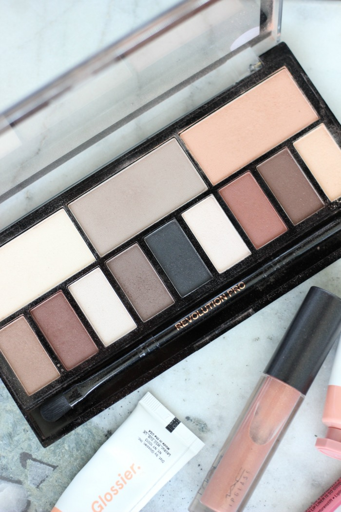 Makeup Revolution Ultra Eye Contour Palette Review | New Beauty Products I'mTesting