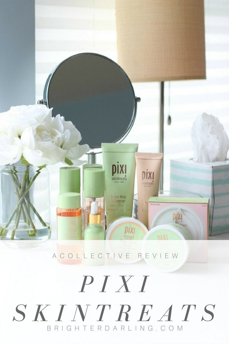 PIXI Skintreats Skincare Review - Best PIXI Skin care Products - Which PIXI Products Should I Try
