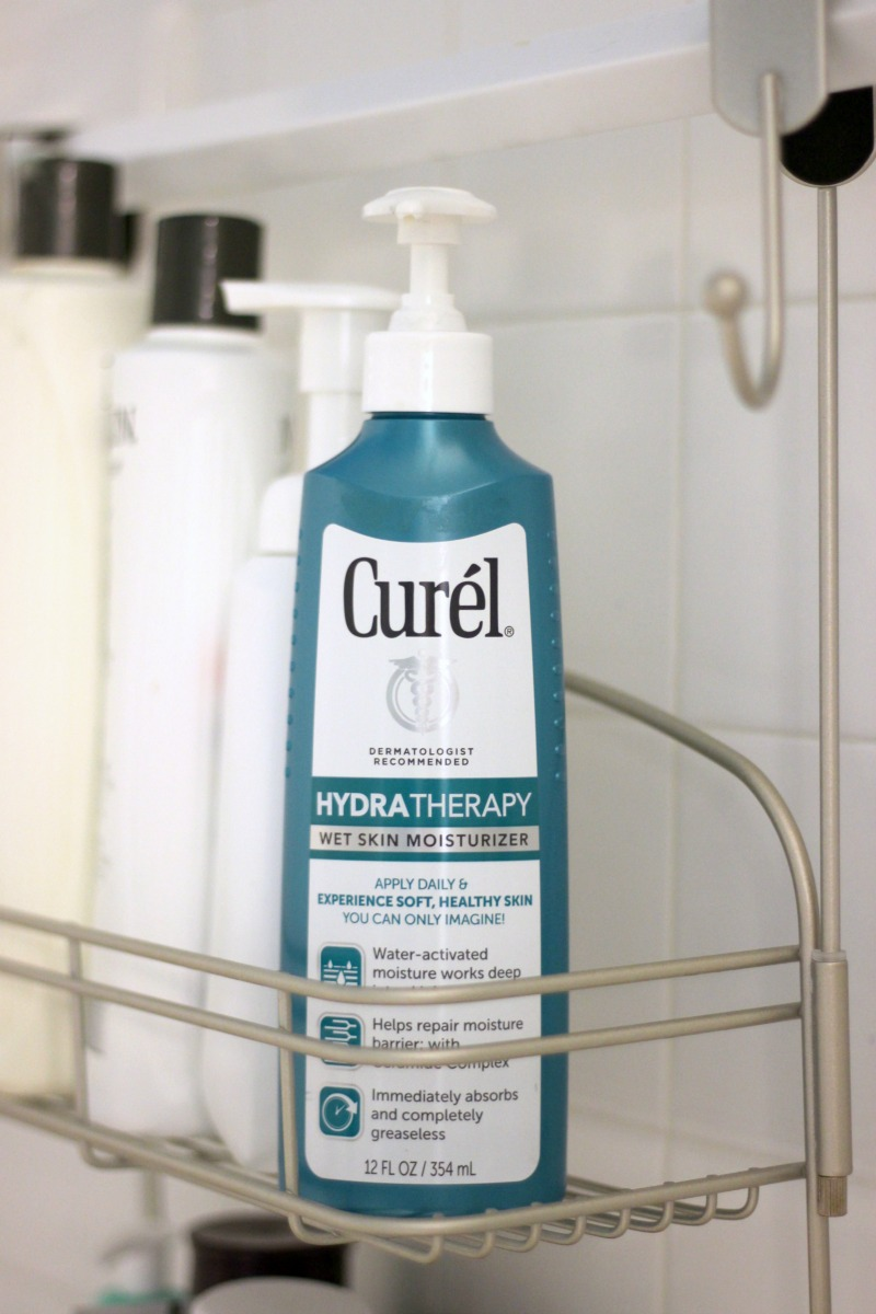 curel hydra therapy review | how to stop dry skin | best non greasy dry skin moisturizer