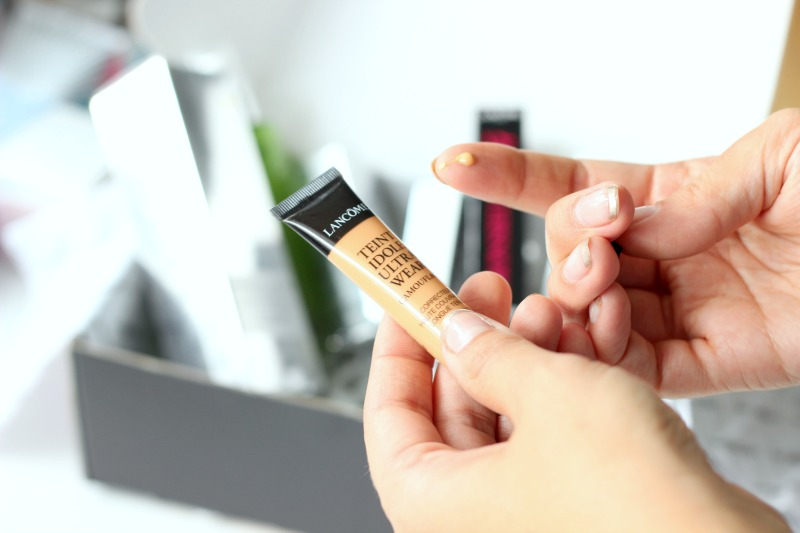 Lancome Teint Idole Camouflage Corrector in Peach