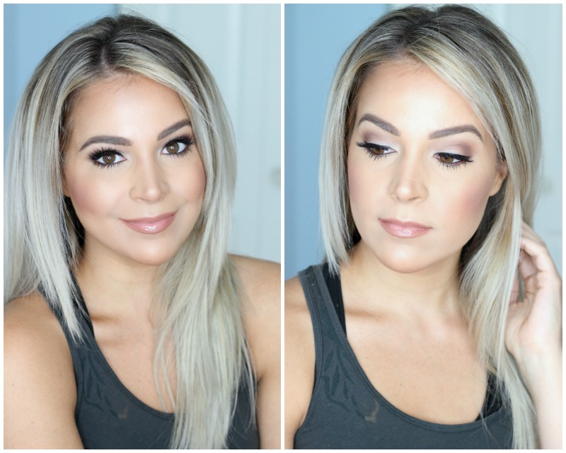 Marc Jacobs Glambition Every Day Eye Makeup Look Soft Brown Smokey Eye