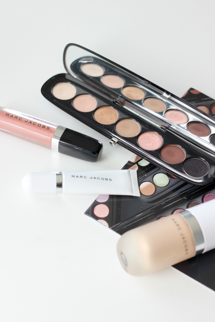 Marc Jacobs Glambition Palette Review