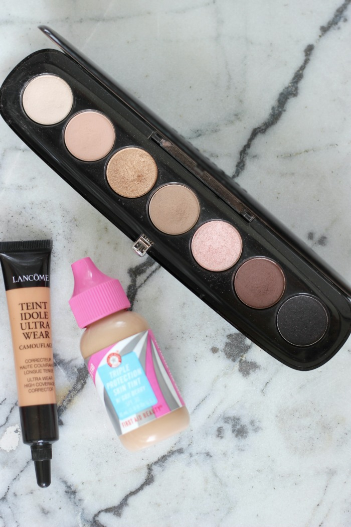 New Makeup Products Currently On Rotation   Marc Jacobs Glambition Eye Palette Review