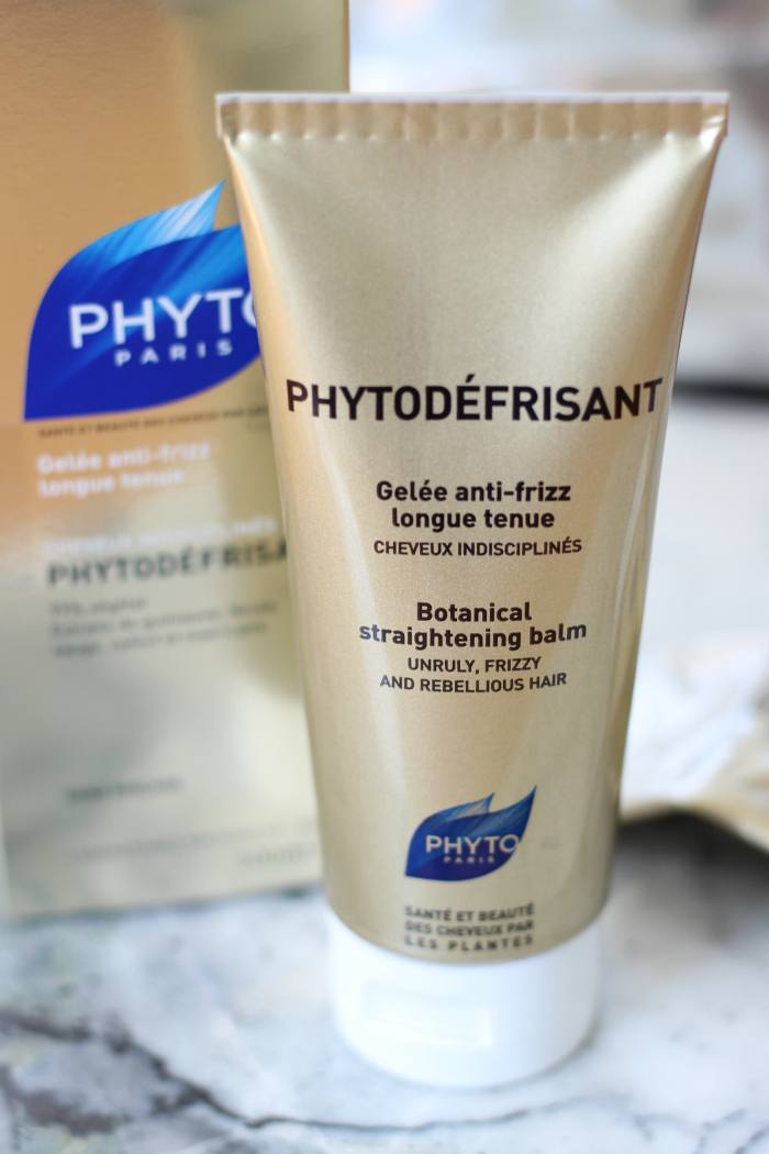 Favorite Hair Smoothing Product Phytodefrisant