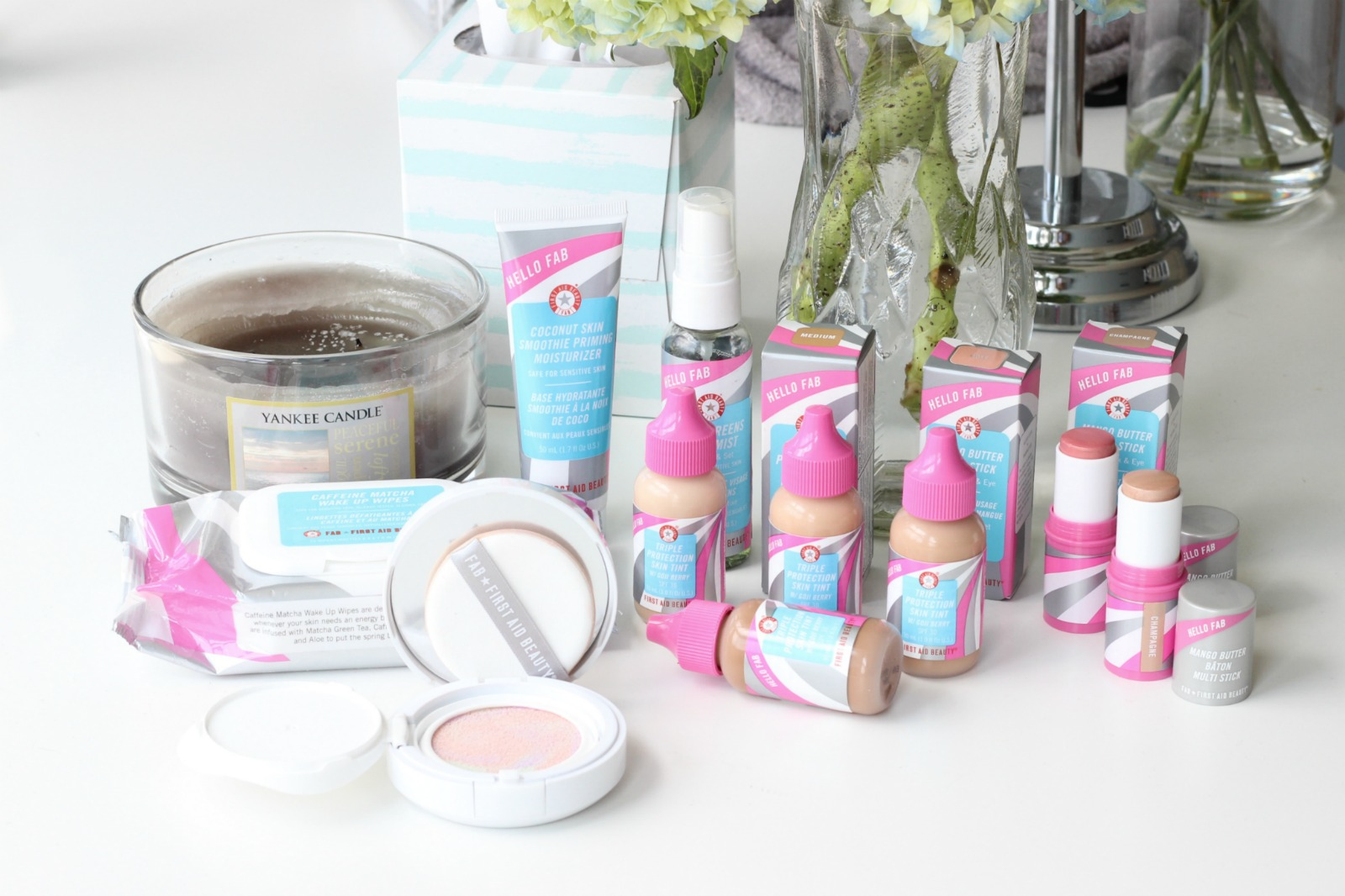 First Aid Beauty Hello Fab Collection Review