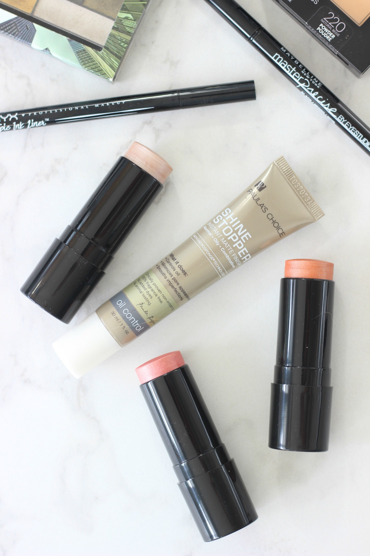 Soap and Glory Sculpt and Highlight Sticks | new beauty products i'm currently testing