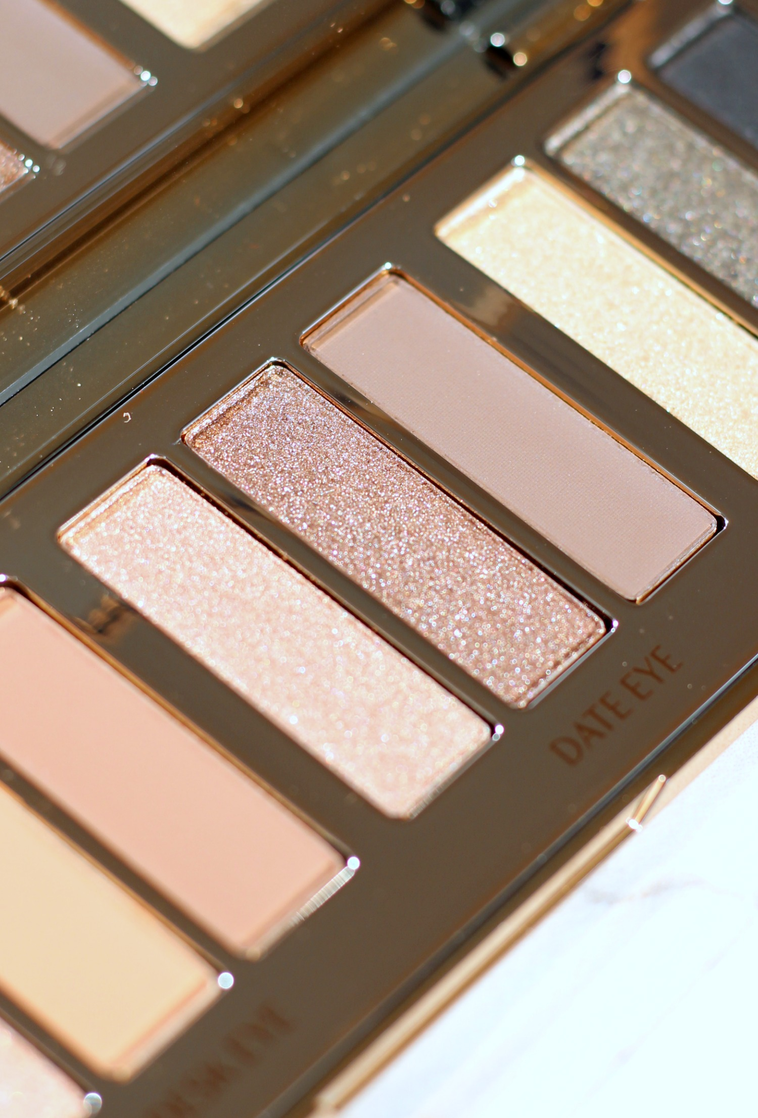 Charlotte Tilbury Instant Eye Palette Review | Close Up Date Eye