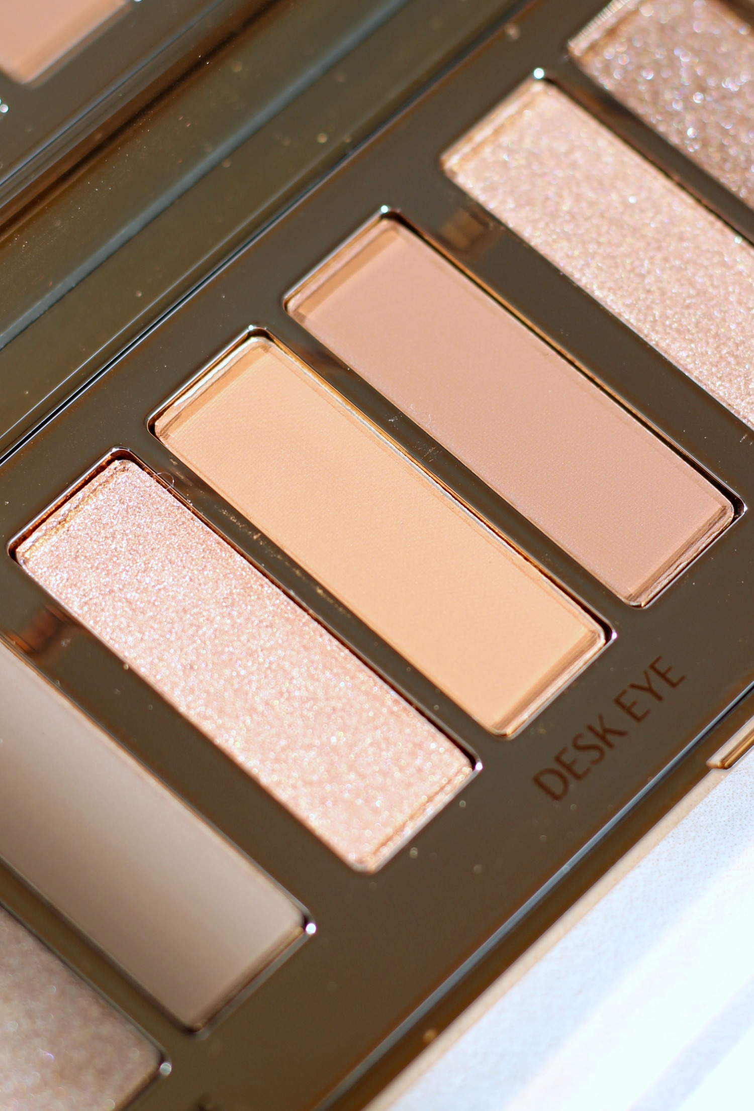 Charlotte Tilbury Instant Eye Palette Review | Close Up Desk Eye