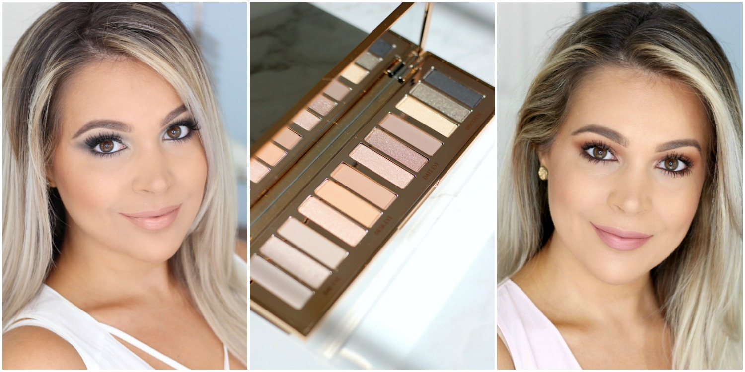 Charlotte Tilbury Instant Eye Palette Review In Depth Demo Eye Looks