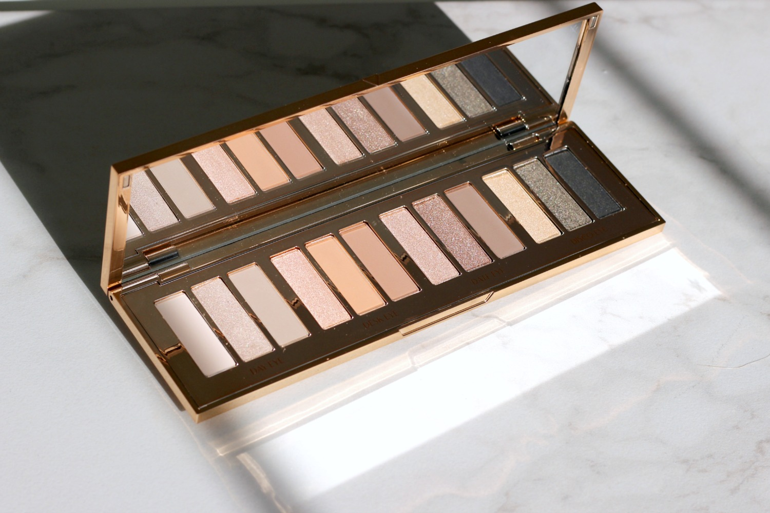 Charlotte Tilbury Instant Eye Palette Review and Demo Looks