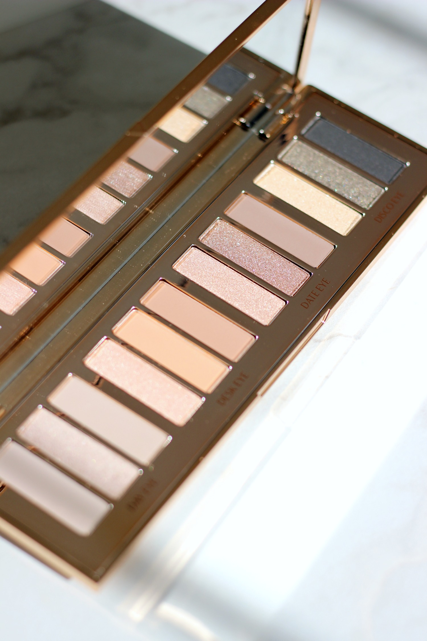 Charlotte Tilbury Instant Eye Palette in Natural Light
