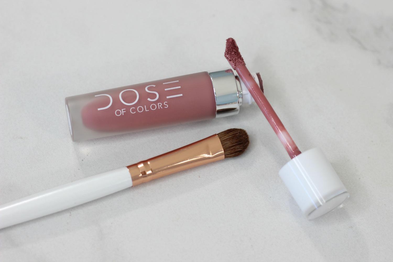 Dose of Colors Review Stone Liquid Lipstick