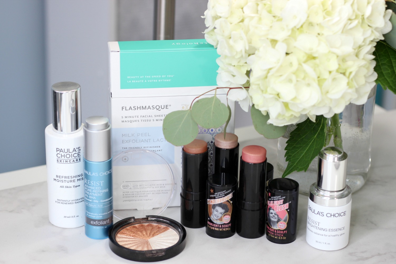 Favorite Products Glowing Skin | Brighter Darling Blog