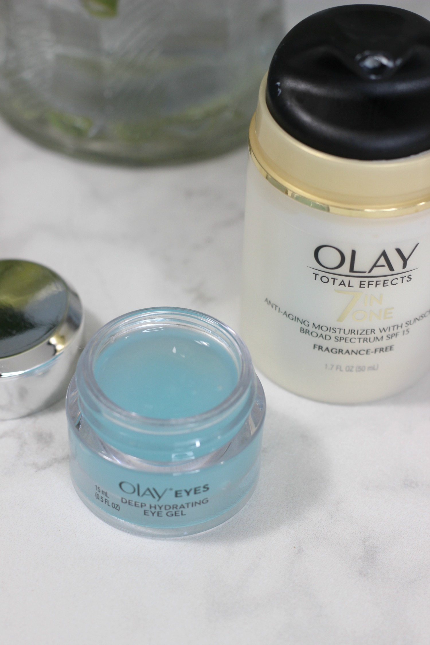 Olay Total Effects SPF15 Olay Deep Hydrating Eye Gel