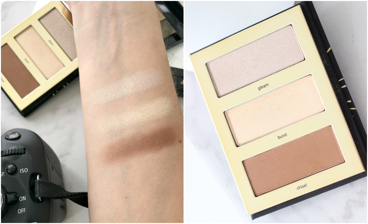 Tarte Tartiest Pro Glow To Go Palette Swatches and Close Up | Brighter Darling Blog