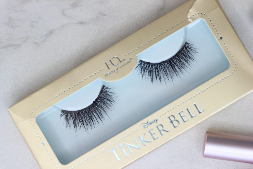 Trying Out House of Lashes Pixie Luxe False Lashes