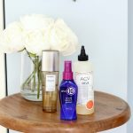 My Favorite 3 Products For Shiny Hair