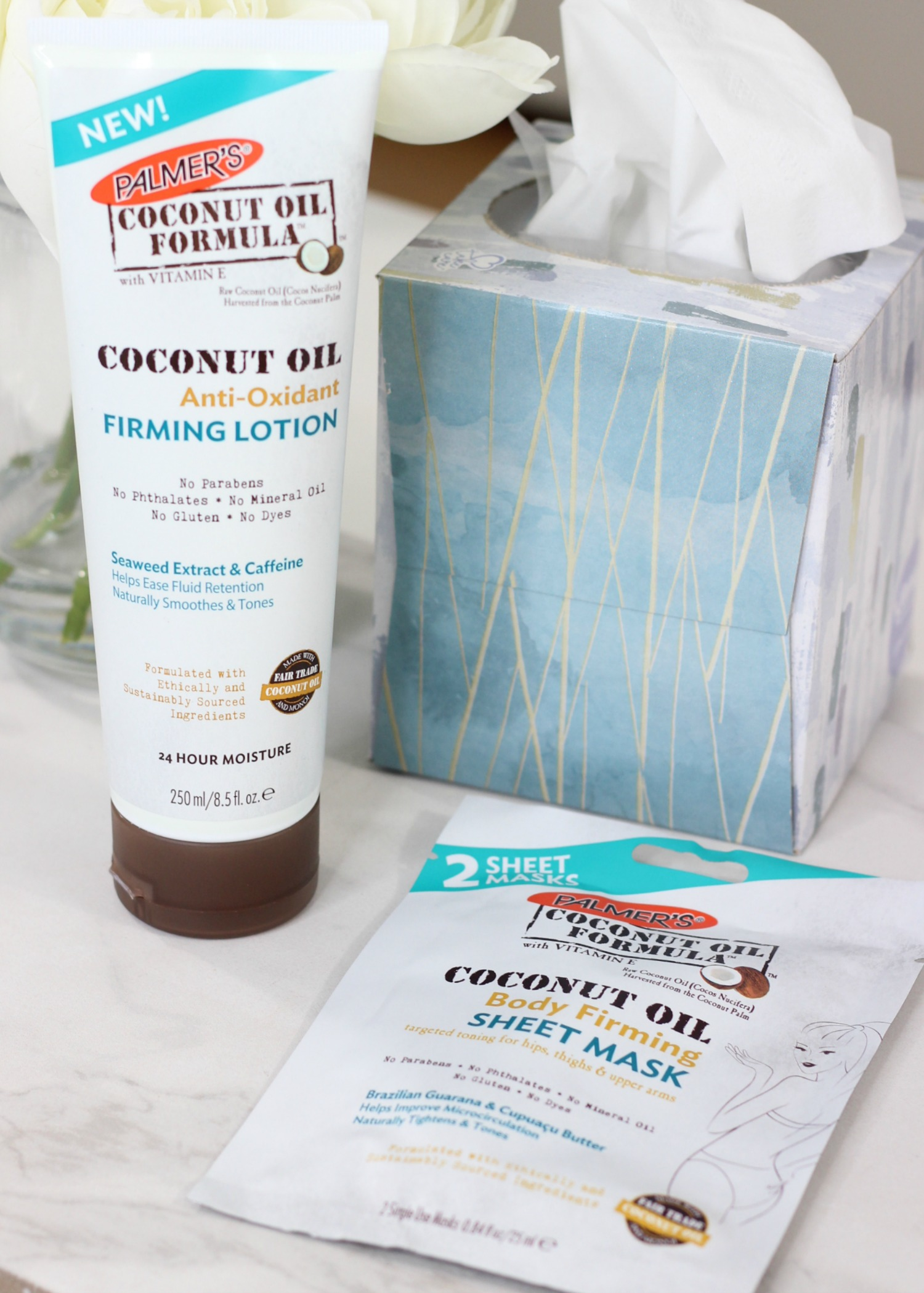 How I Keep My Skin Firm and Hydrated With Palmer's Body Firming Coconut Oil