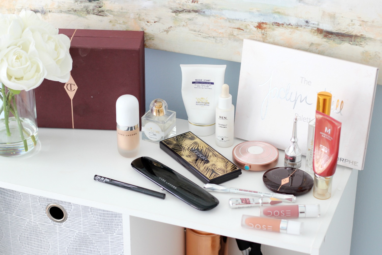 2017 Beauty Favorites Brighter Darling Blog