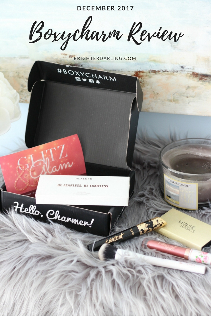 Boxycharm December 2017 Review _ is boxycharm worth it _ boxycharm review