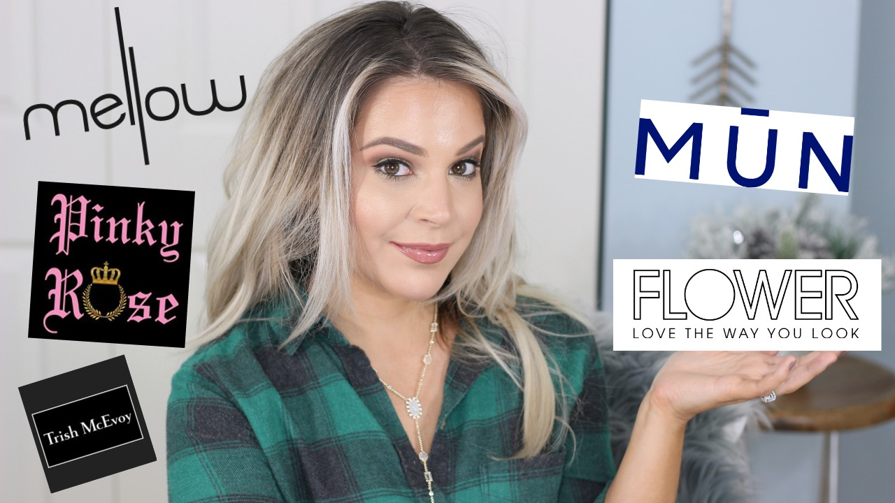 Beauty Brands I Want To Try In 2018 YouTube video Brighter Darling Blog