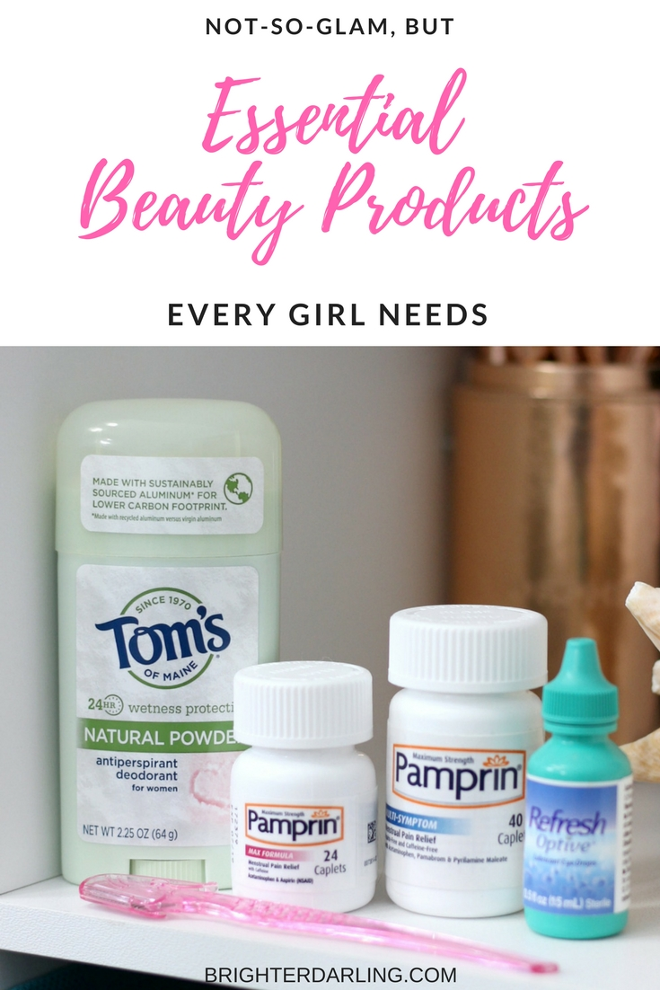 NOT SO GLAM BUT ESSENTIAL HEALTH AND BEAUTY PRODUCTS EVERY GIRL NEEDS | http://primp.in//LW9dVoeR1n #PowerPrimper #BePamprinPositive