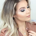 Valentine's Day Look: Grey Smoky Eye Drugstore Makeup
