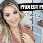 Project Pan Empties 2018 Part I [YouTube]