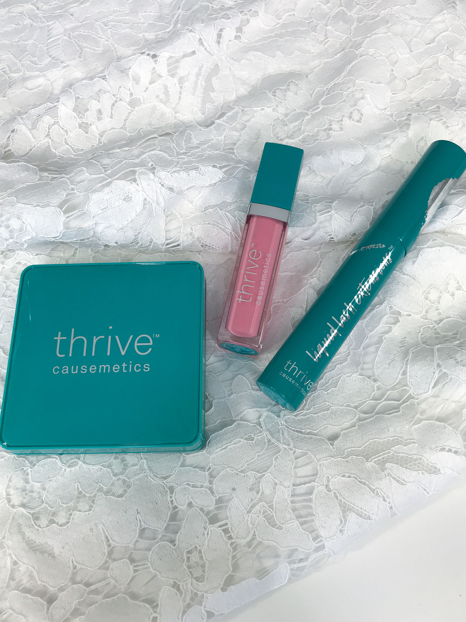 Thrive Causemetics Review and Makeup Look | Brighter Darling Beauty Blogger