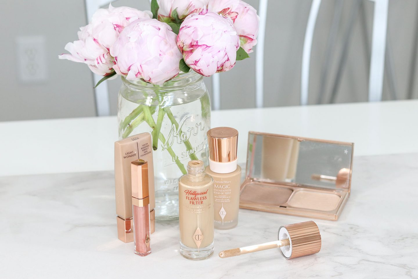 Charlotte Tilbury Hollywood Flawless Filter Review Shade 4