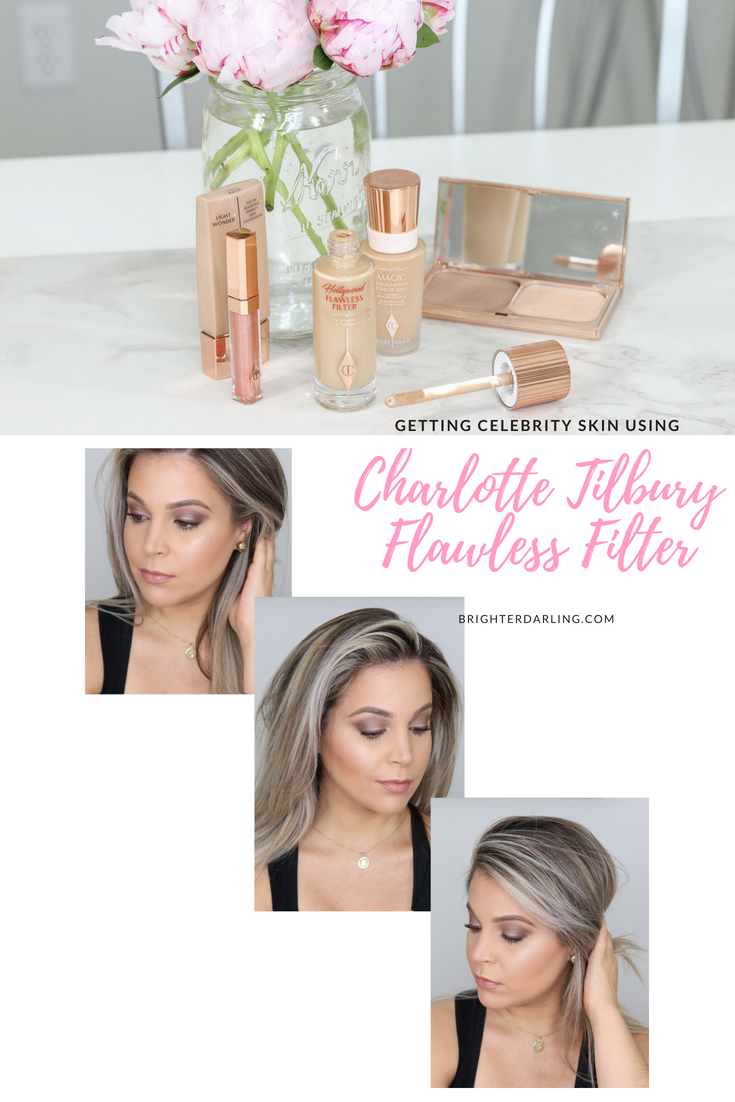Charlotte TilburyFlawless Filter Review and Demo | How To Get Celebrity Red Carpet Skin