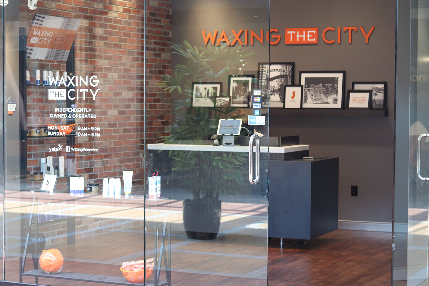 Must Do Beauty Treatments During Pregnancy   Waxing The City   Princeton NJ Lobby