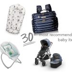 Pregnancy Files: 30 Most Recommended Baby Items To Register For