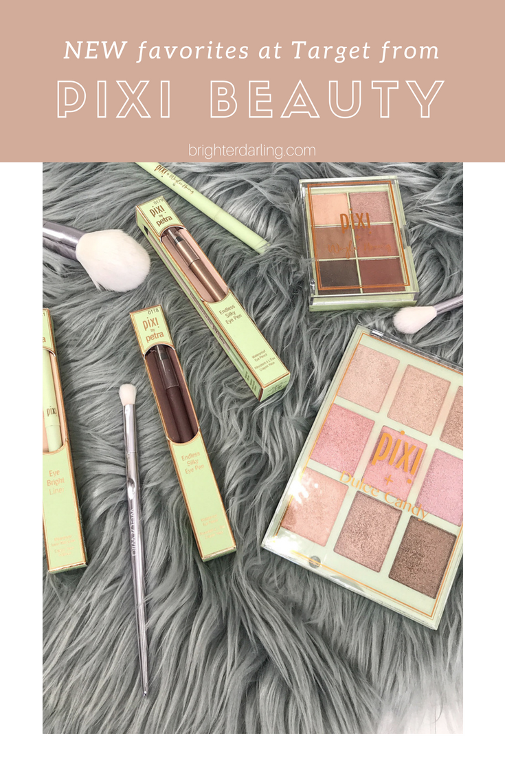 new beauty products from PIXI at Target to try | Pixi x Dulce Candy Review, Pixi x Weylie Hoang Review
