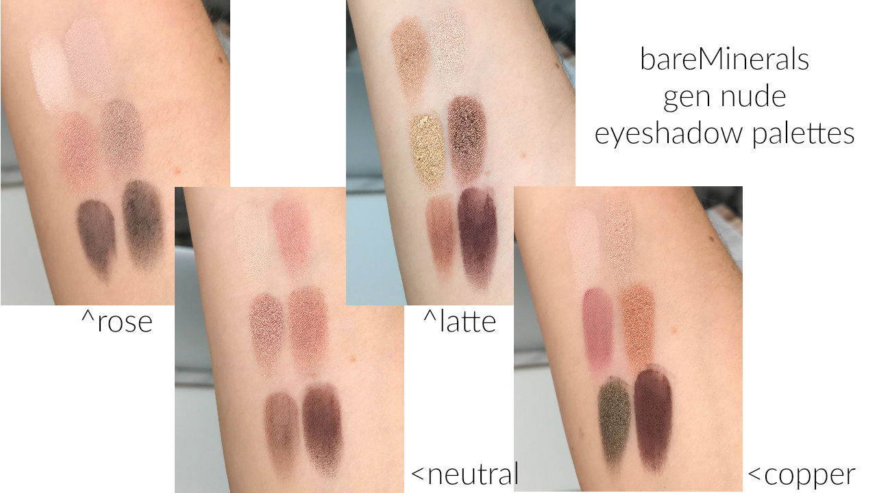 Gen Nude Eyeshadow Palette - Neutral by bareMinerals #6