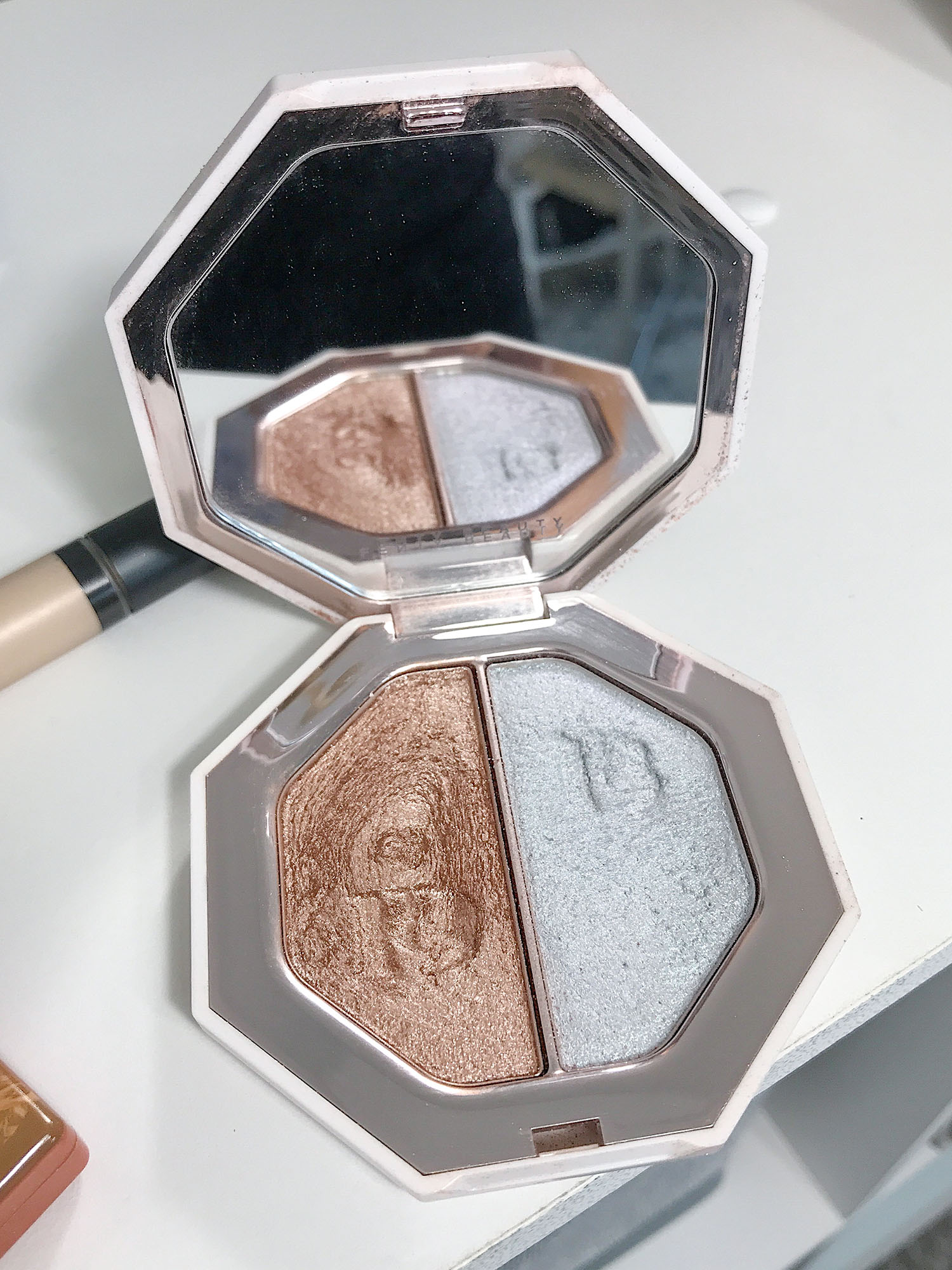 Fenty Beauty Killawatt Foil Highlighter | June 2018 Beauty Favorites