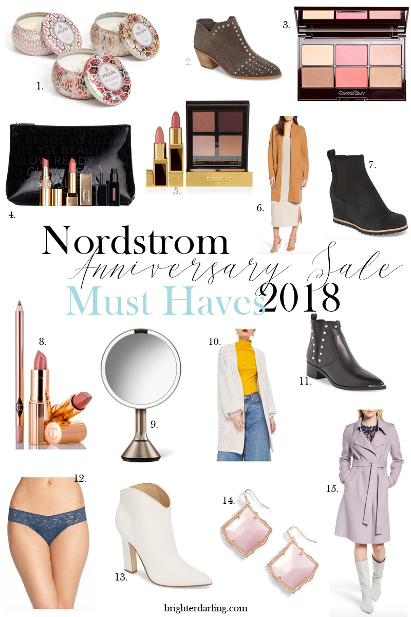 My 15 Nordstrom Sale 2018 Must Haves Brighter Darling Blog hero