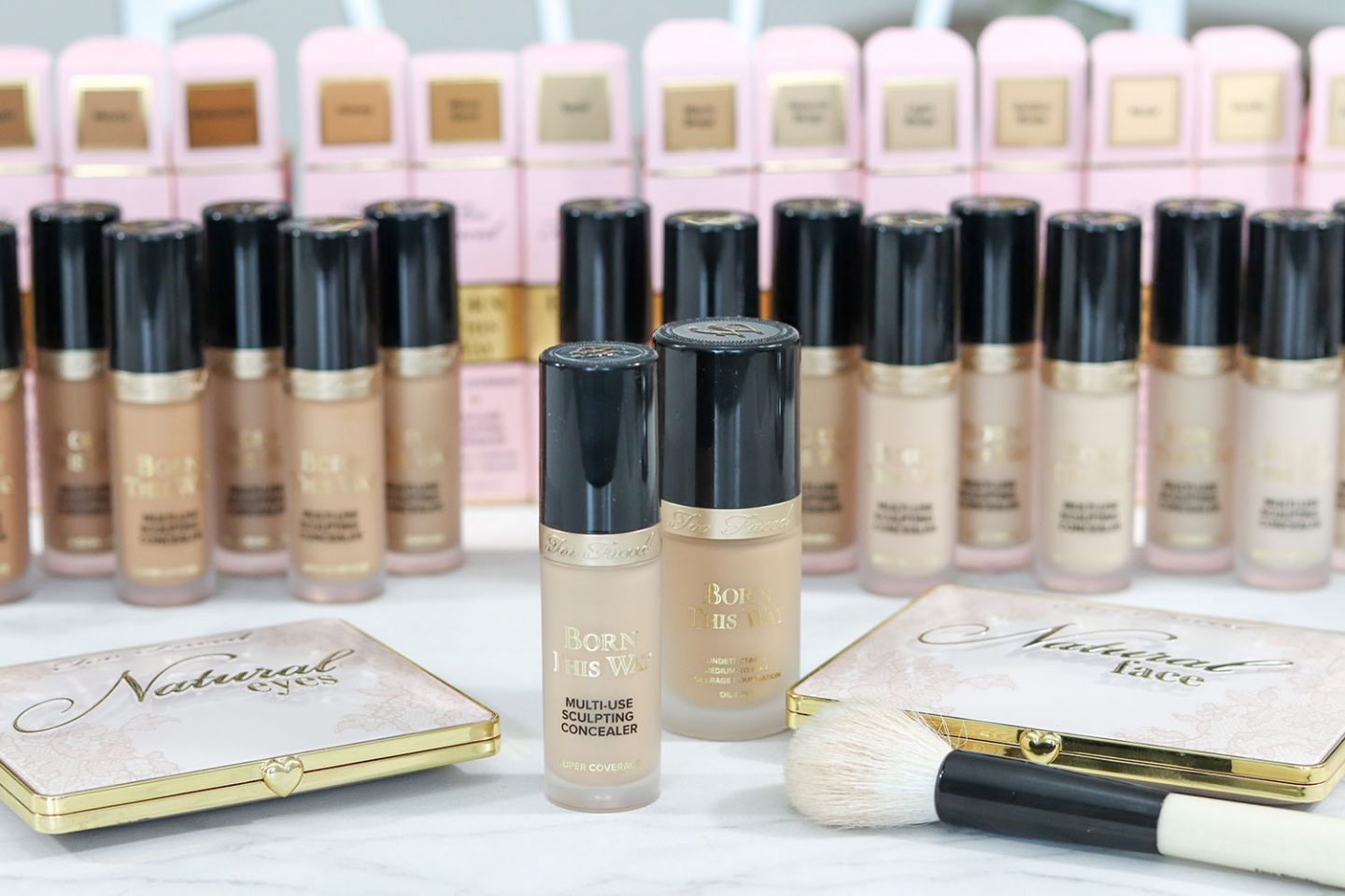 Too Faced Born This Way Multi Use Sculpting Concealer Review | Brighter Darling Blog