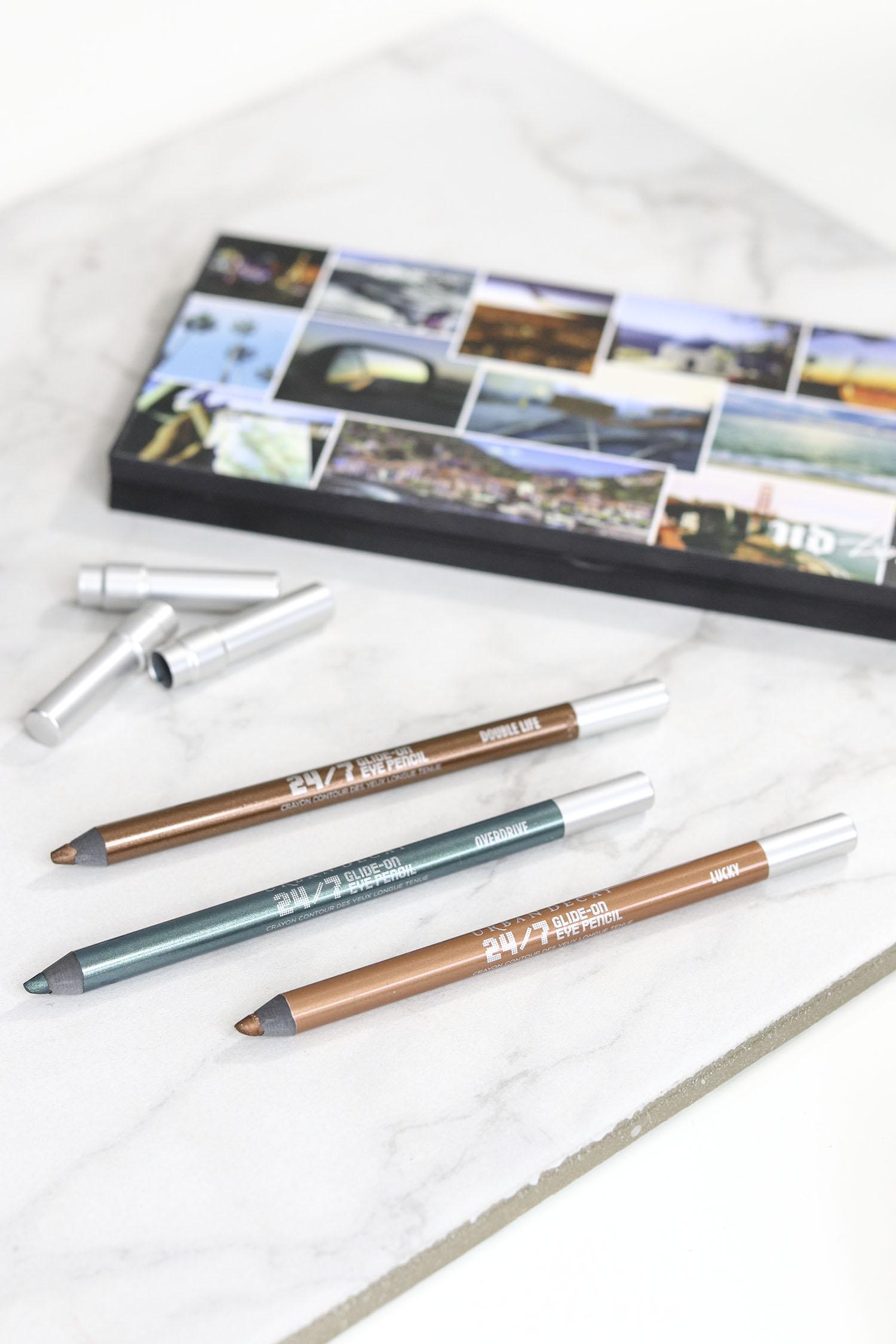 Urban Decay Born To Run Eye Pencils   Brighter Darling
