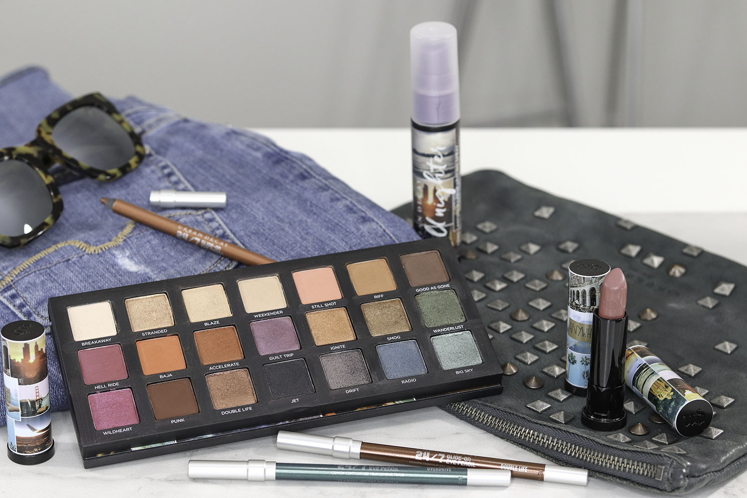 Born To Run All Nighter Makeup Setting Spray by Urban Decay #19