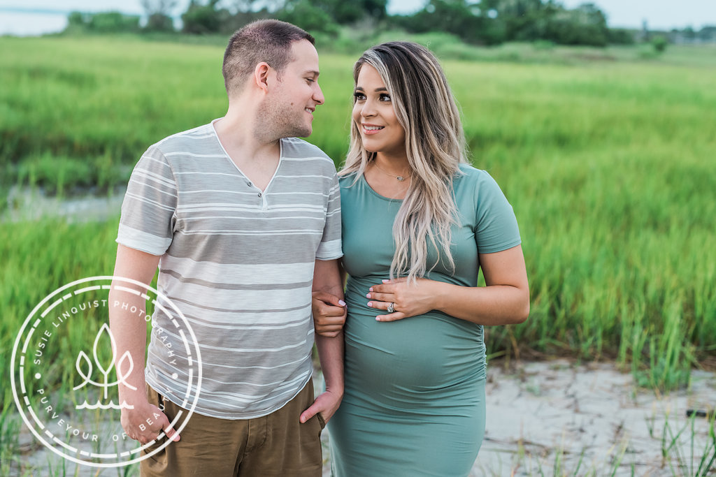 Susie Lindquist Photography | Maternity Photography Wilmington NC | Maternity Photography Kure Beach NC