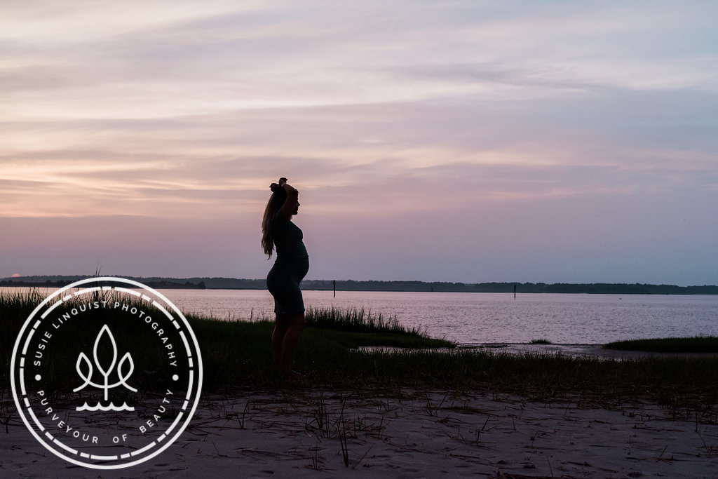 Susie Lindquist Photography | Maternity Photography Kure Beach NC